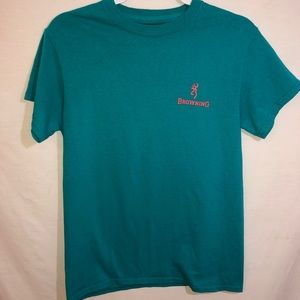 Browning Women's Small Tee